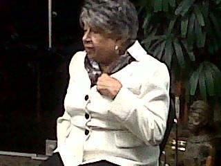 Georgia Davis Powers, December 2, 2010