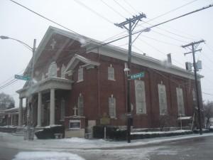 Pleasant Green Baptist Church, Lexington KY