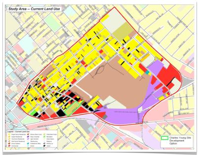 Picture of Land Plot from EHI Feasibility Study
