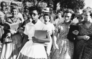 """""""Eckford Sept. 23, 1957"""""""