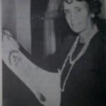 Mrs. W.H. Faus, circa 1944