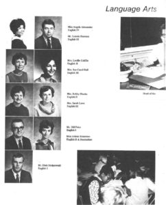 yearbook from Bowling Green High School, KY